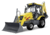 Wacker Neuson Backhoe Loader