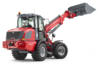 Weidemann Wheel loaders and telehandlers from the 40- and 50 series